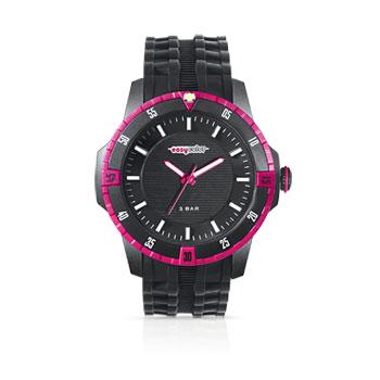 24443c81d12 Montre plastique bracelet silicone