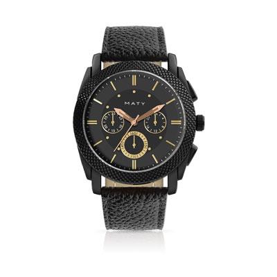 bracelet cuir homme montre