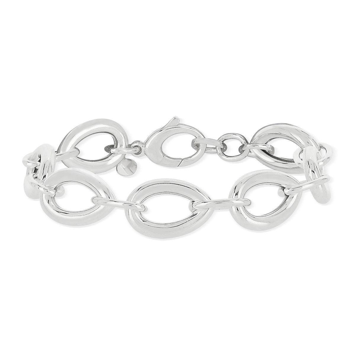 bracelet femme argent 21 cm