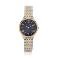 Montre MATY bicolore rose