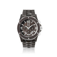 Montre Stay Original homme chronographe céramique