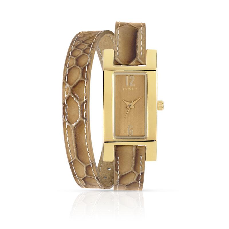 ramassé super mignon invaincu x Montre femme bracelet cuir