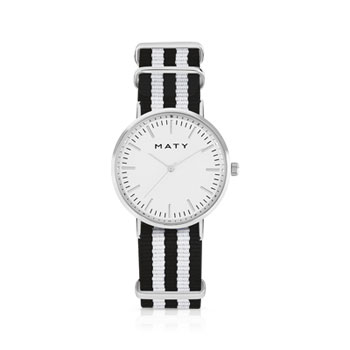 Montre Mixte bracelet nylon