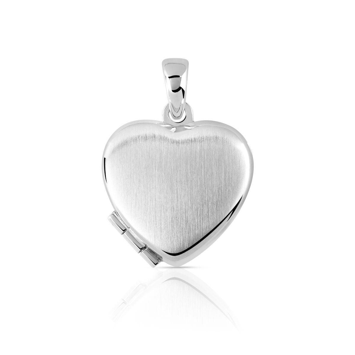Pendentif argent 925 coeur porte photo femme pendentif coeur maty - Pendentif porte photo argent ...