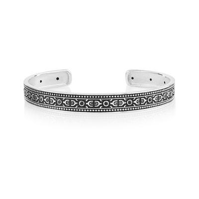 bracelet argent homme