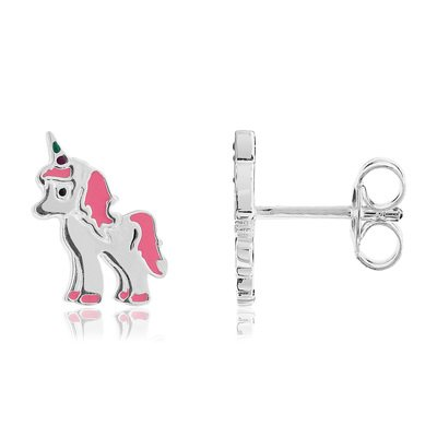 collection de remise nouveaux produits chauds styles frais Boucles d'oreilles argent 925 laque