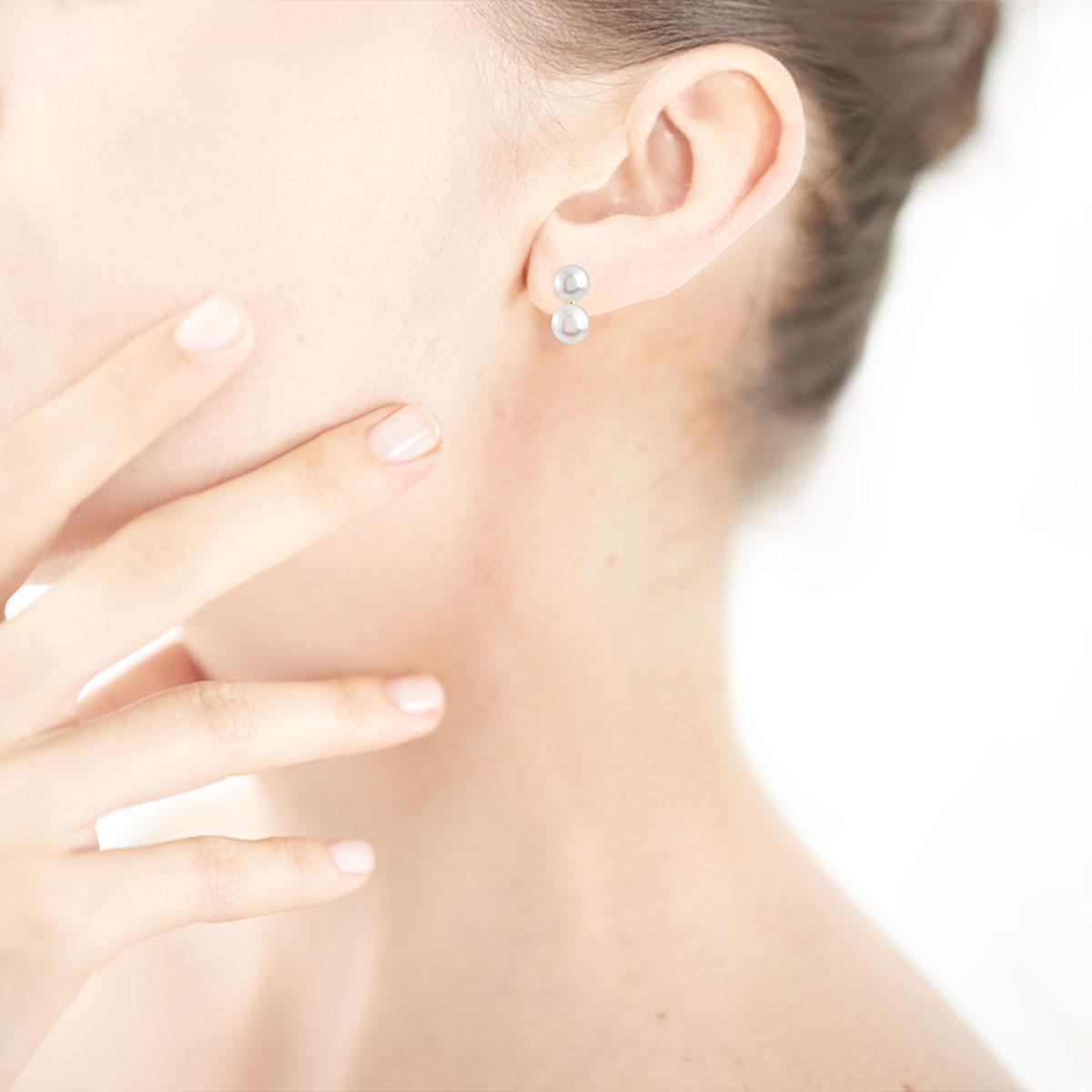 Boucle d oreille femme japon bijoux de la saison 2018 - Range boucle d oreille ...