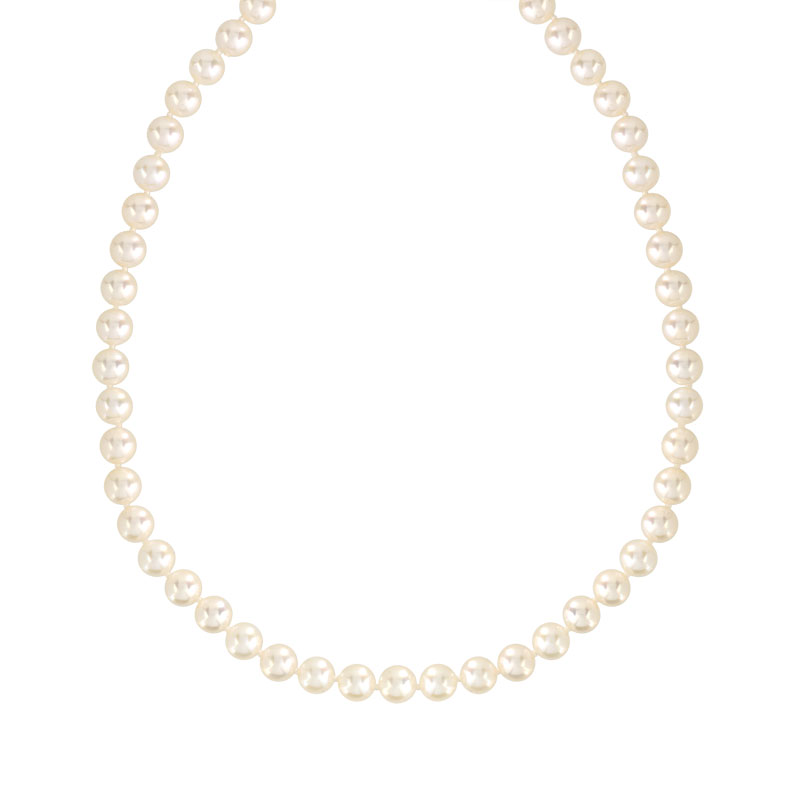 collier perle de japon