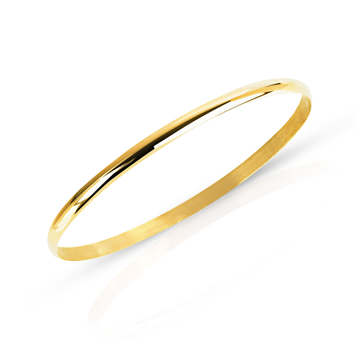 chaussures d'automne marques reconnues qualité et quantité assurées Bracelet jonc or 750 jaune