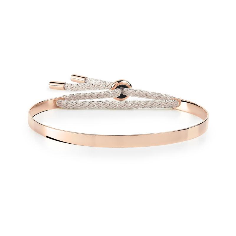 bracelet jonc or blanc femme bijoux populaires. Black Bedroom Furniture Sets. Home Design Ideas