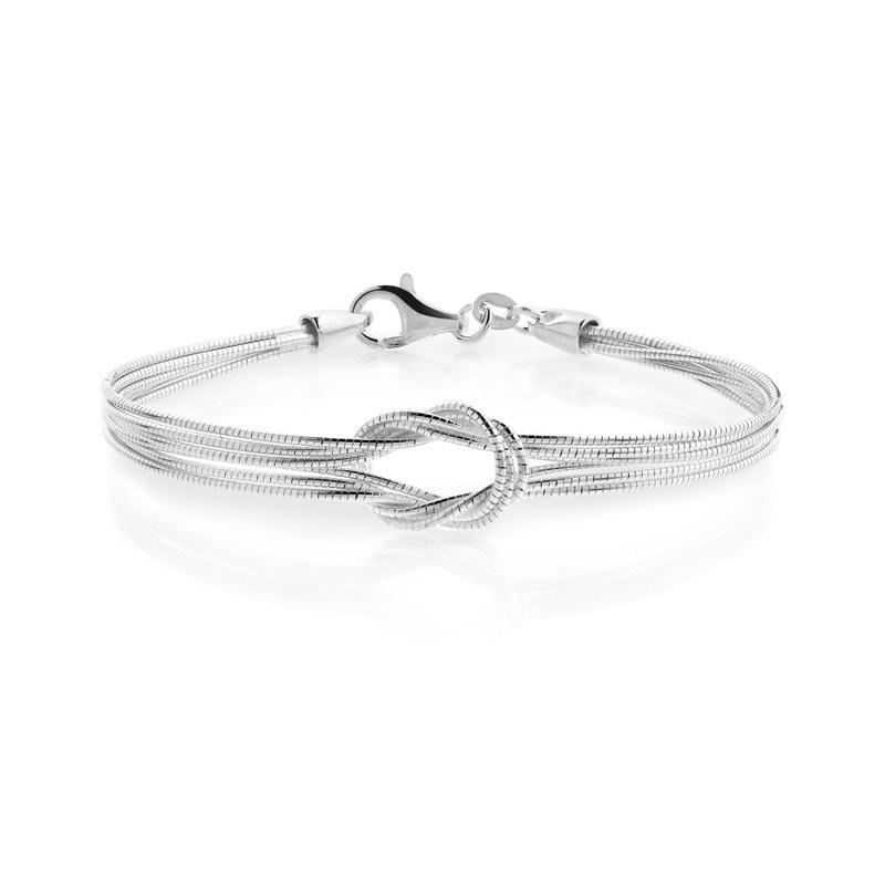 bracelet argent 925 femme bracelet maille souple maty. Black Bedroom Furniture Sets. Home Design Ideas