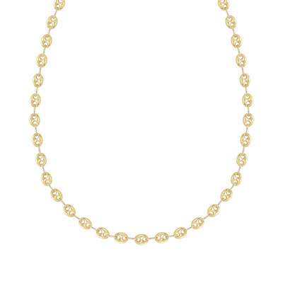 Collier or 750 jaune