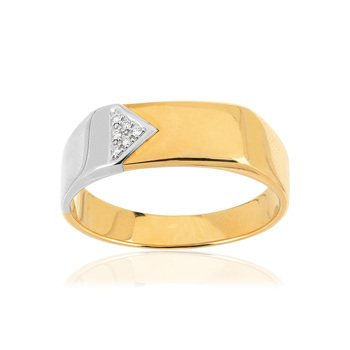 Chevaliere 2 ors 375 diamant