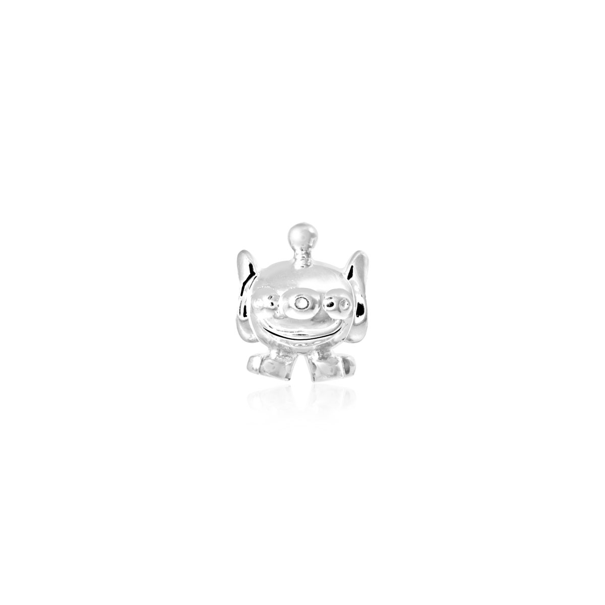 Charm's extraterrestre argent 925 - vue VD1
