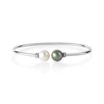 Bracelet perle de culture homme