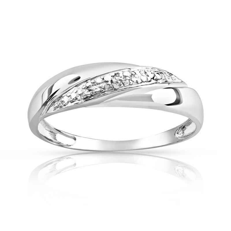 bague mariage femme or blanc diamant id es et d 39 inspiration sur le mariage. Black Bedroom Furniture Sets. Home Design Ideas