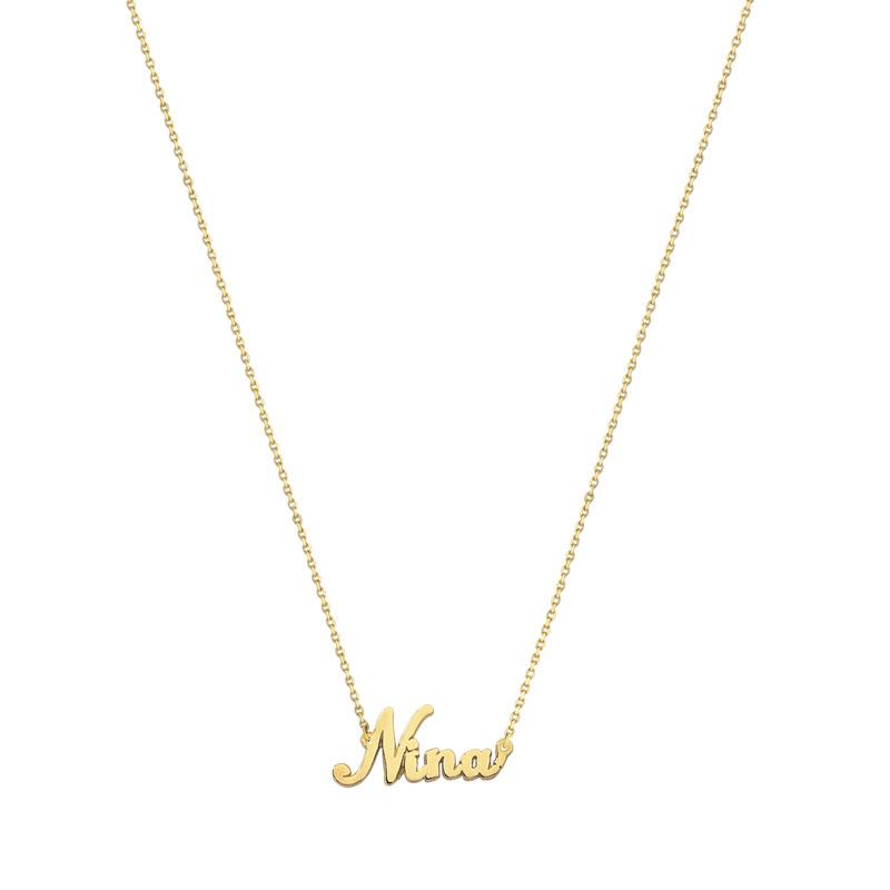 collier prenom histoire d'or