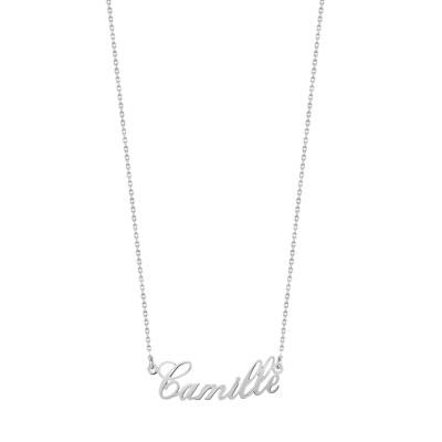 collier prenom pour femme