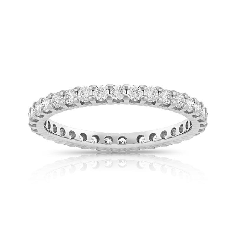 alliance femme or blanc maty, anneaux de mariage thématique alliance ...
