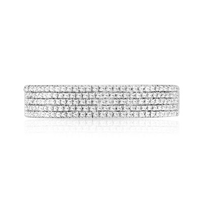 bague or 375 blanc diamant femme bague maty. Black Bedroom Furniture Sets. Home Design Ideas