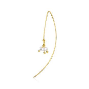 8a82e566c0ef9 Boucle d'oreille perle de culture - Femme - Boucle | MATY