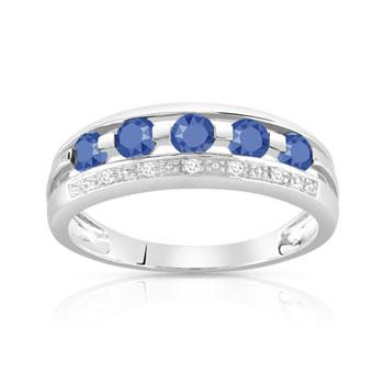 6ede25f1b3092 Bijoux saphir - Collection de bijoux saphir en ligne   MATY