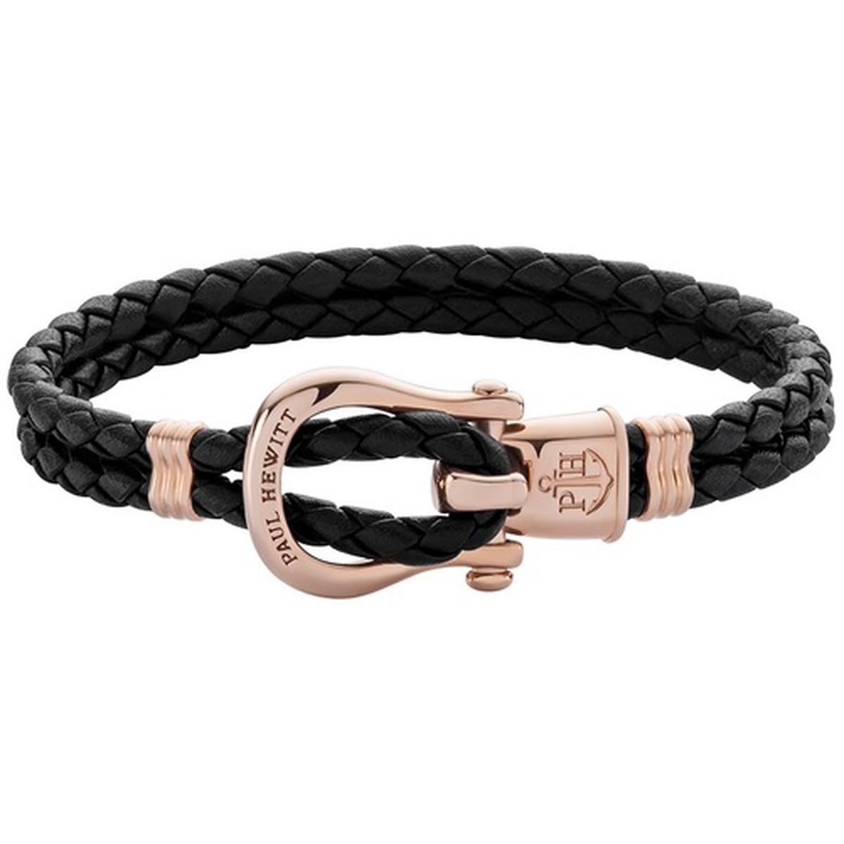bracelet cuir 19 cm