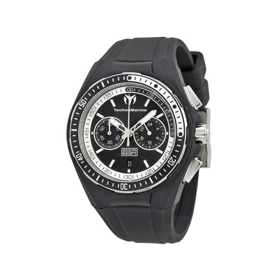 Montre Technomarine cruise chrono noir/blanc