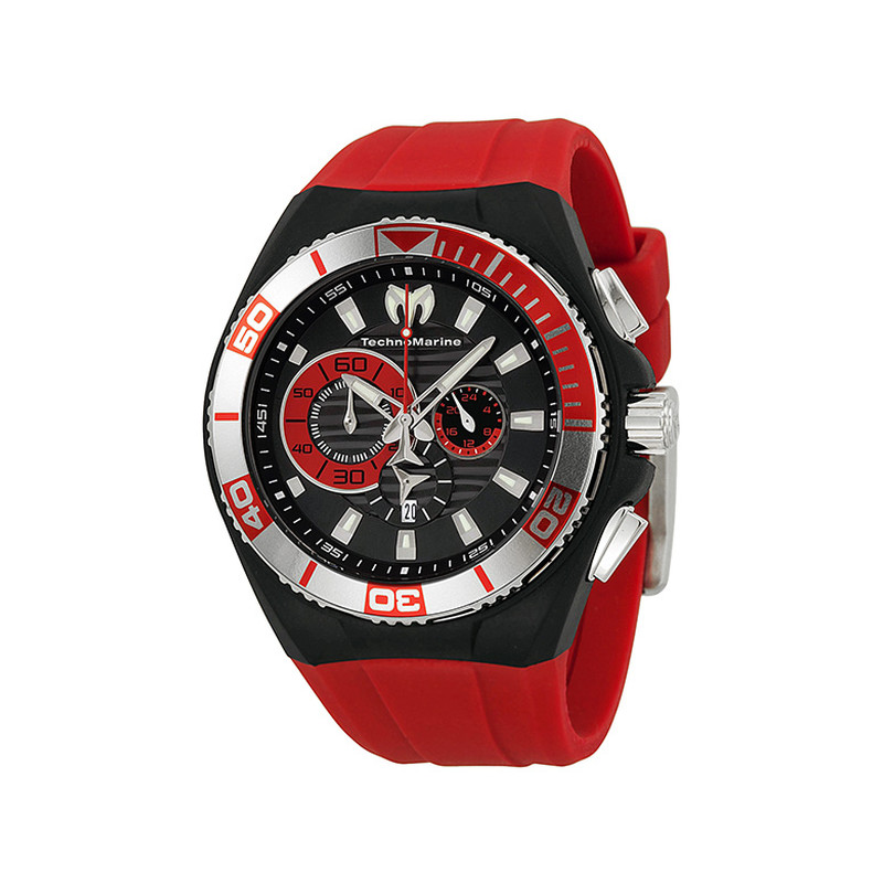 Montre Technomarine Homme cruise locker - vue 1
