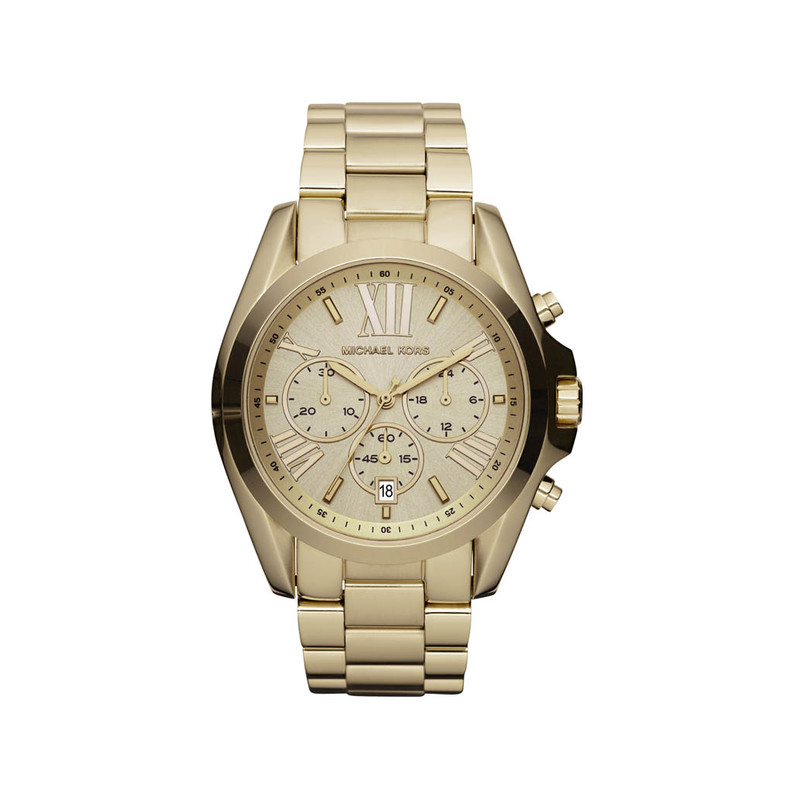 Montre Michael Kors mixte chronographe - vue 1