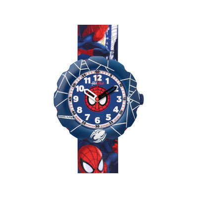 Montre Flik Flak mixte Spiderman - vue V1