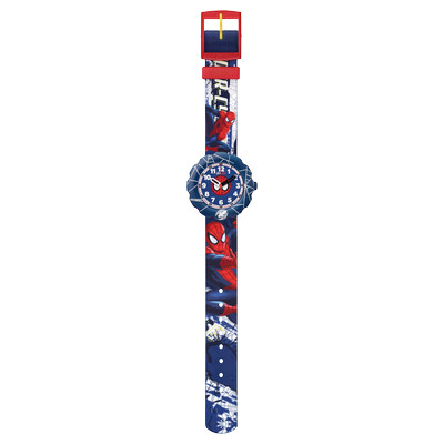 Montre Flik Flak mixte Spiderman - vue VD1