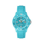 Montre Ice Watch mixte silicone turquoise