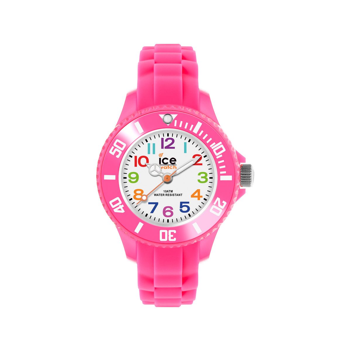 Montre Ice Watch enfant silicone rose