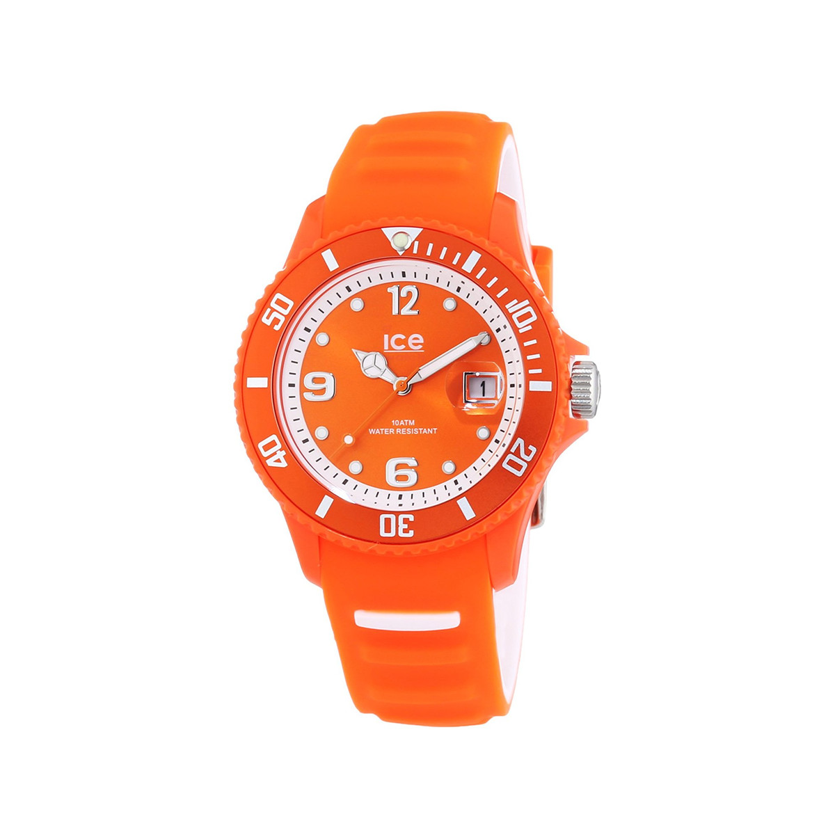 Montre Ice Watch mixte orange