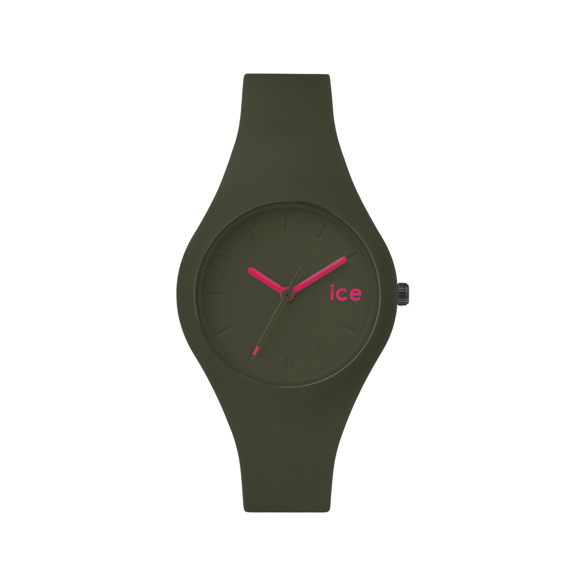 montre ice watch mixte vert femme mod le ice ft olv s s 14 maty. Black Bedroom Furniture Sets. Home Design Ideas