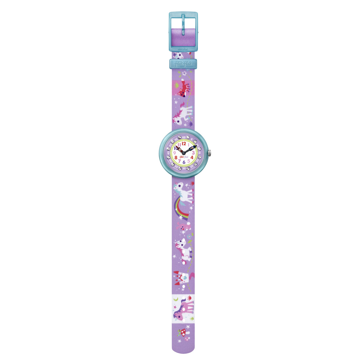 Montre Flik Flak fille Magical unicorn - vue D1