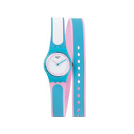 Montre Swatch tropical beauty femme plastique