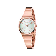 Montre Calvin Klein PVD or rose