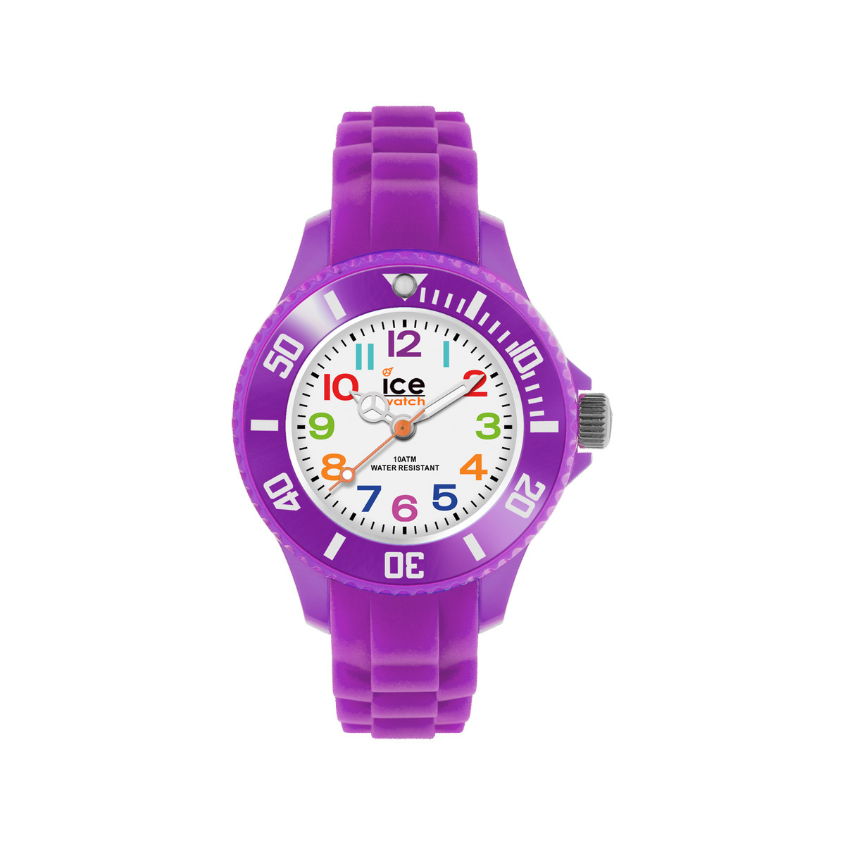 Montre Ice Watch enfant silicone violet