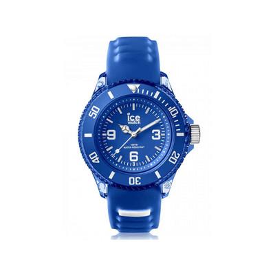montre ice watch femme caoutchouc bleu femme mod le aq. Black Bedroom Furniture Sets. Home Design Ideas