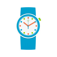 Montre Swatch Poppingpop femme plastique silicone