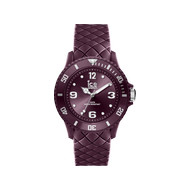 montre Ice Watch femme silicone violet
