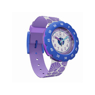 Montre Flik flak fille Soft Purple violet