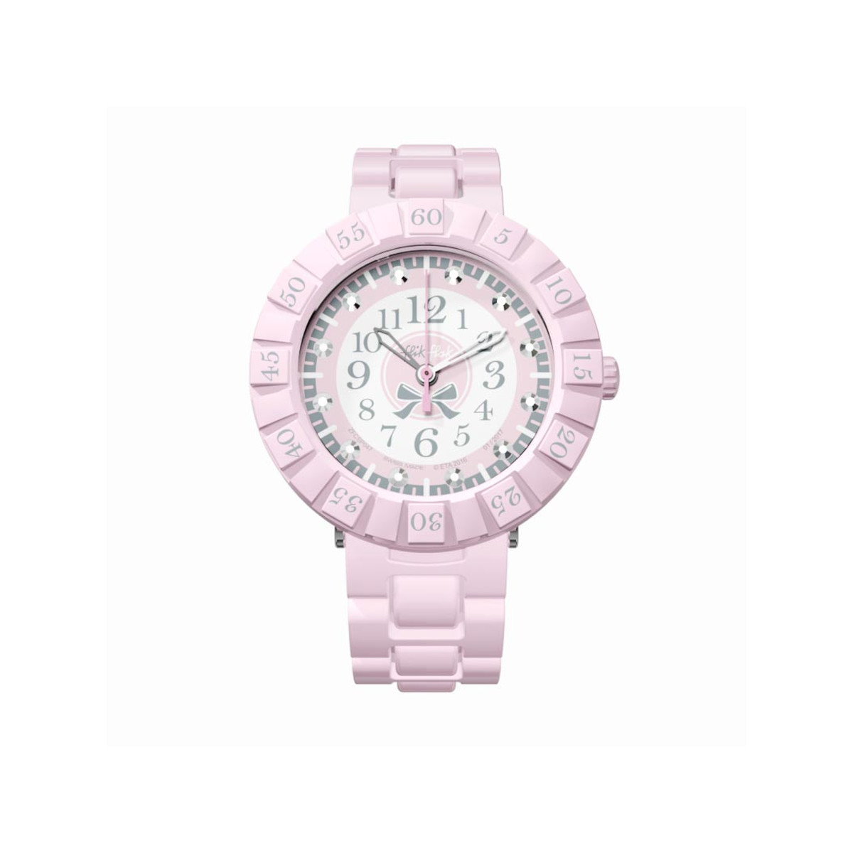 Montre Flik Flak fille Pretty Rose - vue 1
