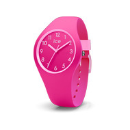 Montre Ice Watch femme enfant silicone rose