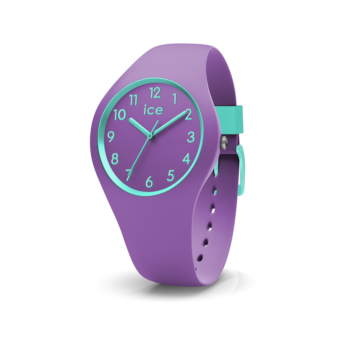 montre ice watch femme enfant silicone violet femme mod le 014432 maty. Black Bedroom Furniture Sets. Home Design Ideas
