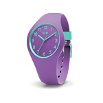Montre Ice Watch femme enfant silicone violet
