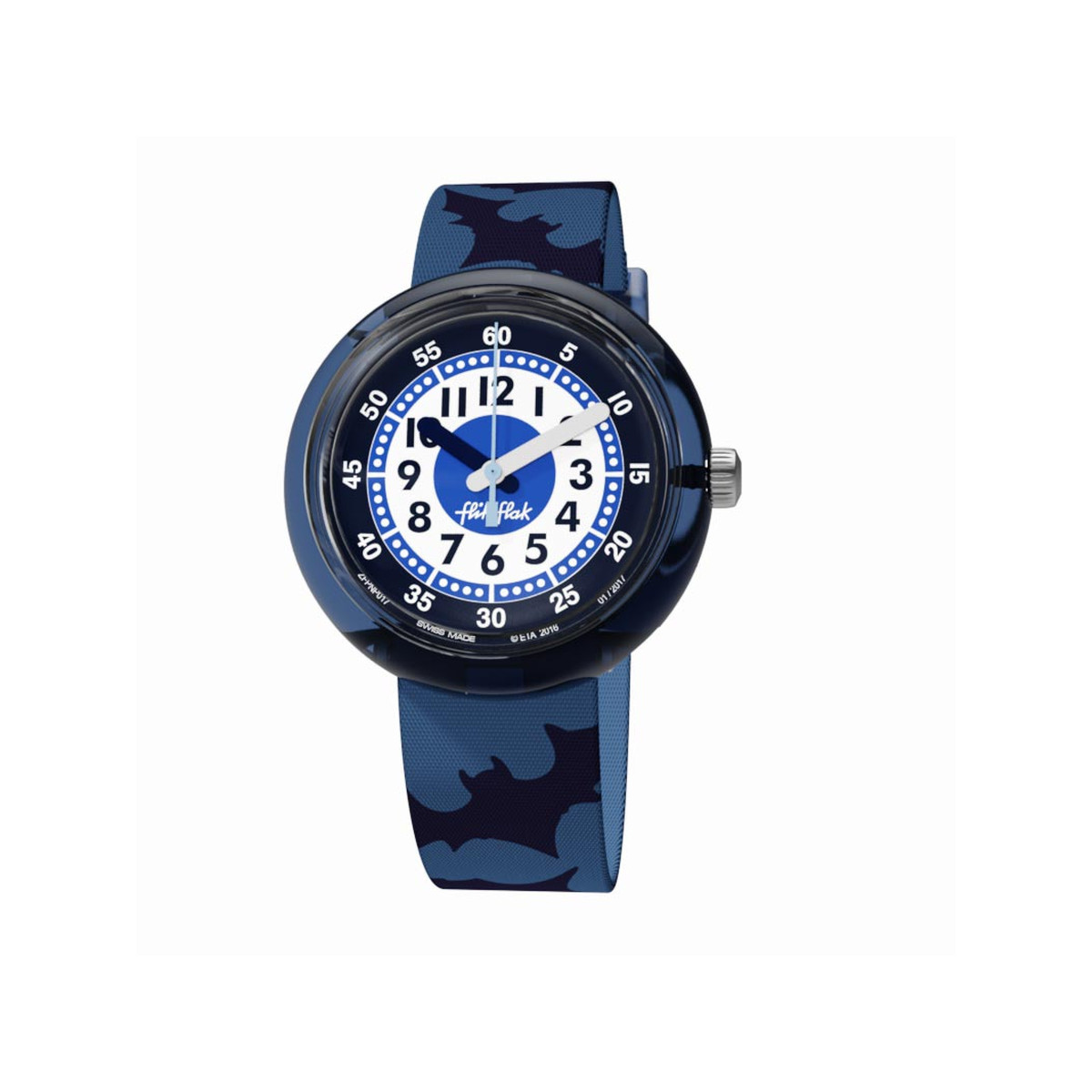 Montre Flik Flak garçon Night Guards