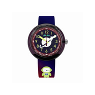 Montre Flik Flak mixte Space Dreamer violet